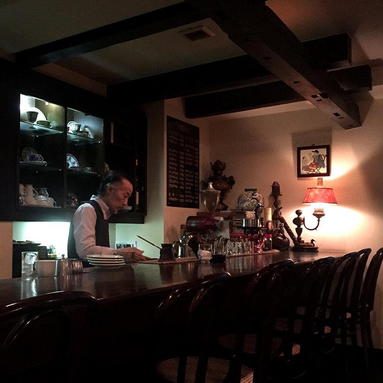 カフェ・ド・トレボン