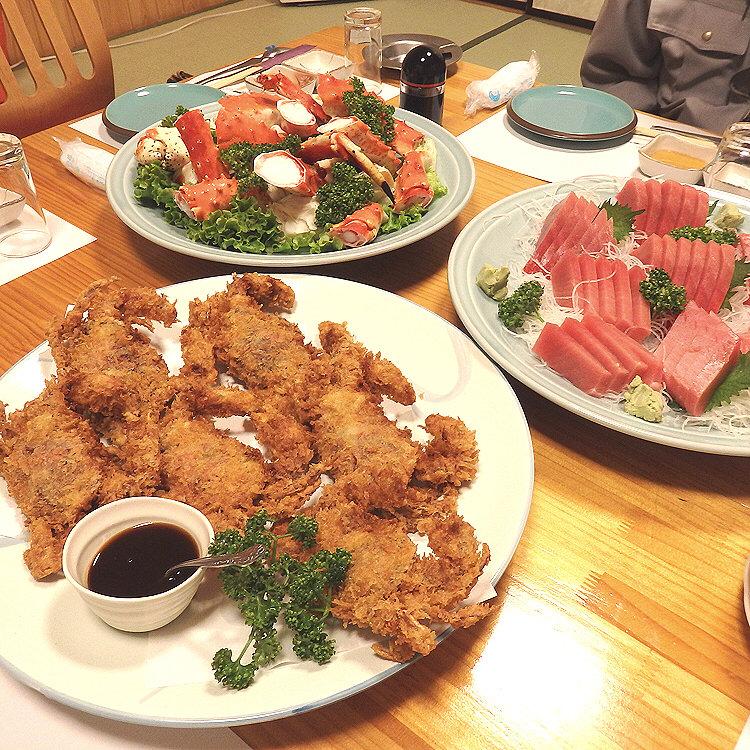【かに料理赤津】| 大宮を含む | 茨城県 ひたちなか・日立・常陸大宮 のかに料理 | 女性のためのレストラン検索 ...