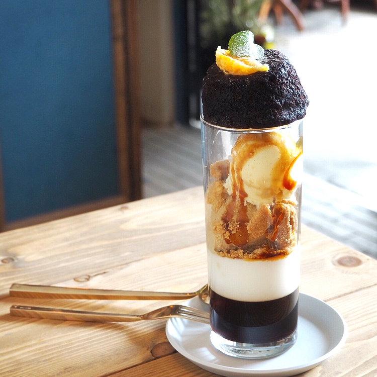 sweets Cafe MINORI+y