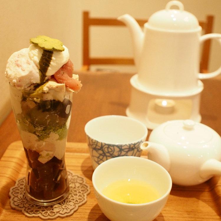 日本茶専門店 茶倉 SAKURA
