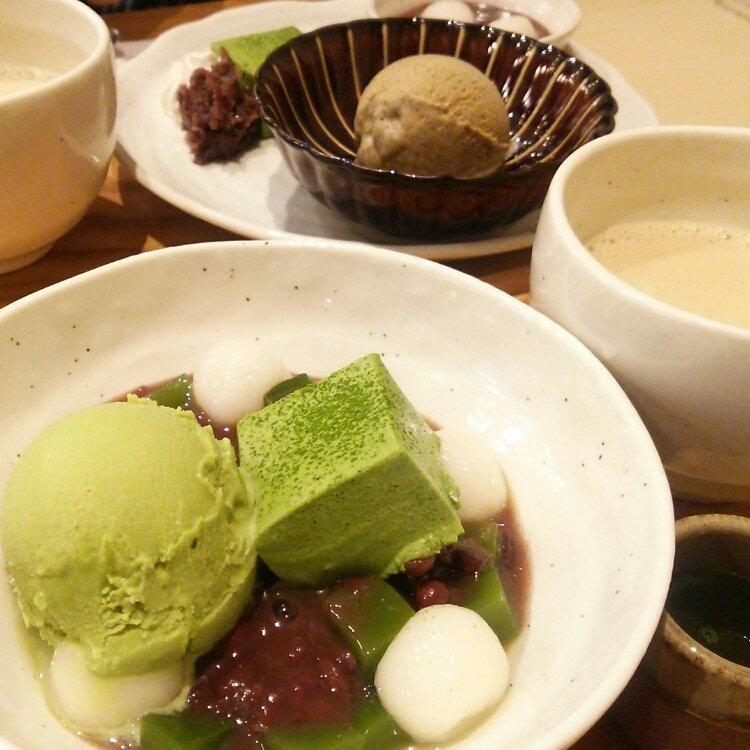 日本茶専門店 nugoo cafe 茶鎌