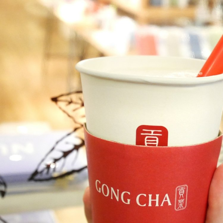 Gong cha アクアシティお台場店