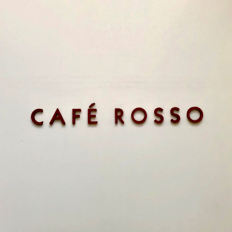 CAFE ROSSO beans store+cafe