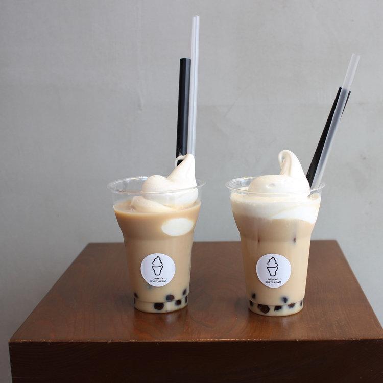 大名ソフトクリーム鎌倉
