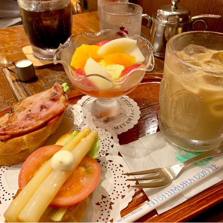 神戸にしむら珈琲店 元町店