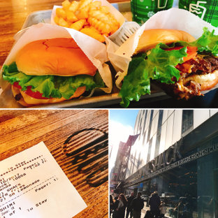 SHAKE SHACK Theater District店