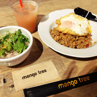 mango tree cafe EXPOCITY