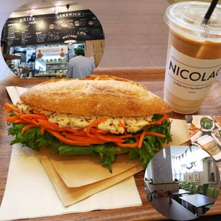 NICOLAO Coffee And Sandwich Works