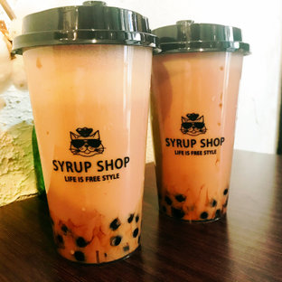 SYRUP SHOP