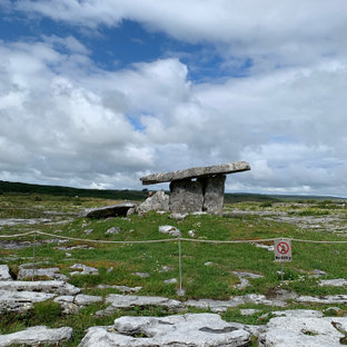 Poulnabrone Megalithic Dolmen Tomb
