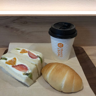 THE MOST BAKERY &COFFE 東口店