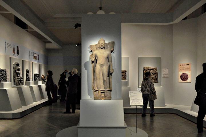ことりっぷ上野・東京国立博物館「インドの仏」展で仏教美術の奥深さに出会いました