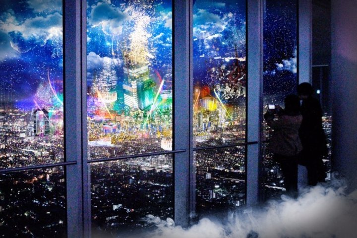 【イベント】大阪・阿倍野 「CITY LIGHT FANTASIA by NAKED –NEW WORLD–」