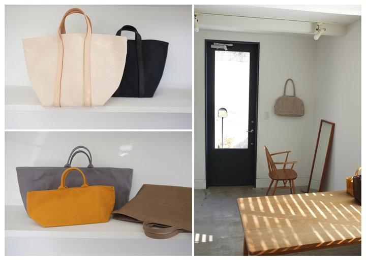 22d1abb569e7 小さな工房で作られた、定番にしたい帆布バッグ「CANO」 | ことりっぷ