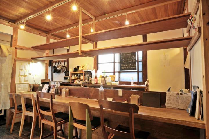 建築事務所が営む古民家喫茶「なんてんcafe」|ことりっぷ