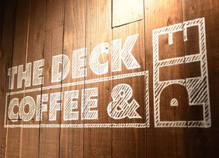 THE DECK COFFEE & PIE