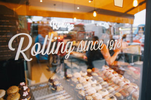 The Rolling Donut Store