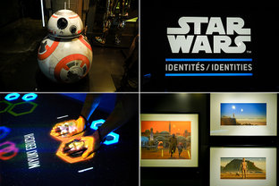 【東京】8/8-1/13|STAR WARS™ Identities: The Exhibition